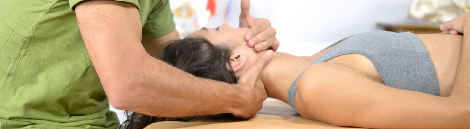 masaje terapeutico fisioterapia