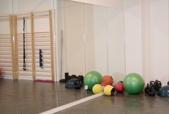 gimnasia fisioclinics Bilbao